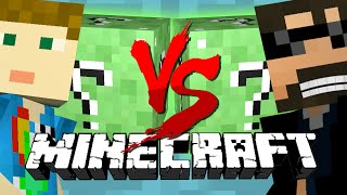 Minecraft: SLIME LUCKY BLOCK CHALLENGE | Jump Castle Fight!