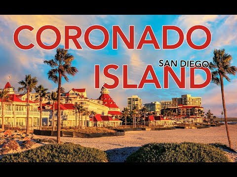 Coronado Island - Beach | Things to Do in San Diego
