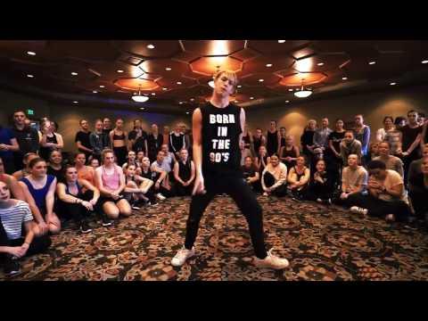 Sick Dance Routine  