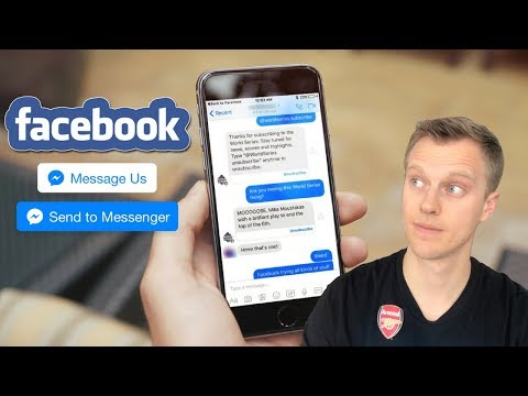 Facebook Bot Tutorial - How To Use Facebook Messenger Bots For Small Business