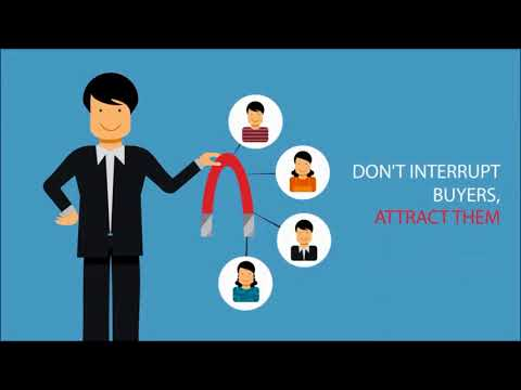 Inbound marketing strategy for small business