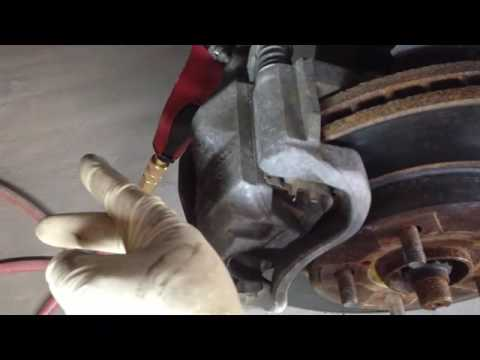 Toyota Camry Solara Brake Pads and Rotors Replacement Part 1