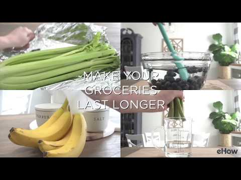 Help Groceries Stay Fresh Longer with These Clever Tips