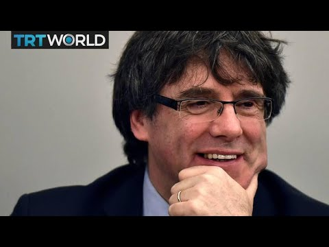 Catalan leader Carles Puigdemont detained in Germany