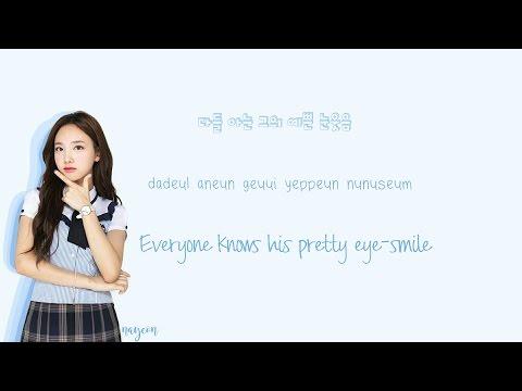 TWICE - Eye Eye Eyes Lyrics (Han|Rom|Eng) Color Coded