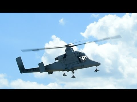 Lockheed Martin 'optionally-piloted' helicopter lands on Chittenango soccer field