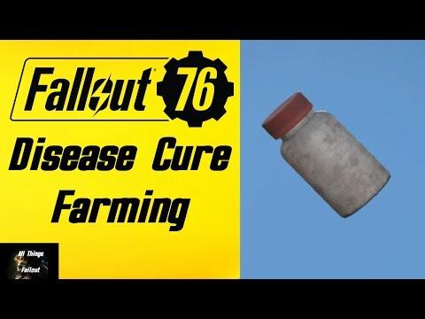 Fallout 76 Disease Cure Ingredients Farming,DKHOX - Watch Best Video