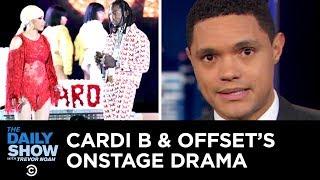 Prada's Blackface Controversy & An Awkward Moment for Cardi B | The Daily Show