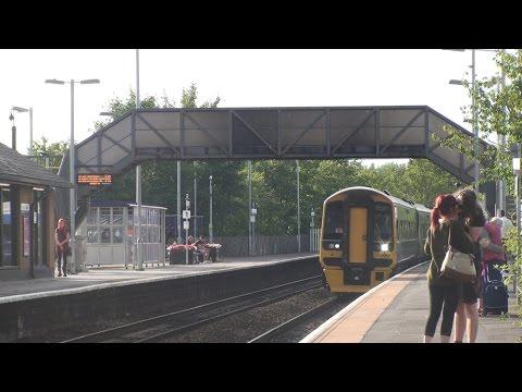 Trowbridge railway station - 11.07.2015