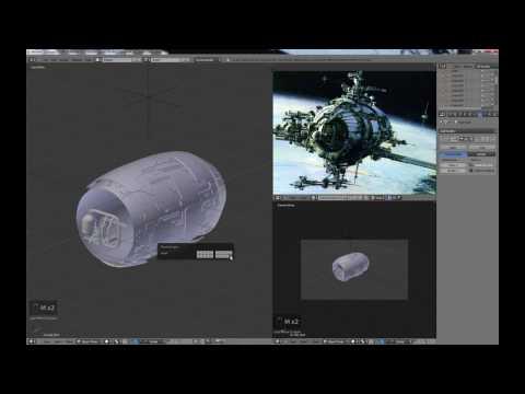 Blender For Noobs - the Secrets of Blender - Part 8 of 14