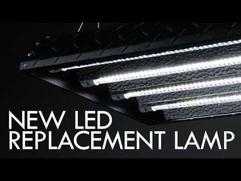 iSunlight T5 LED Grow Light