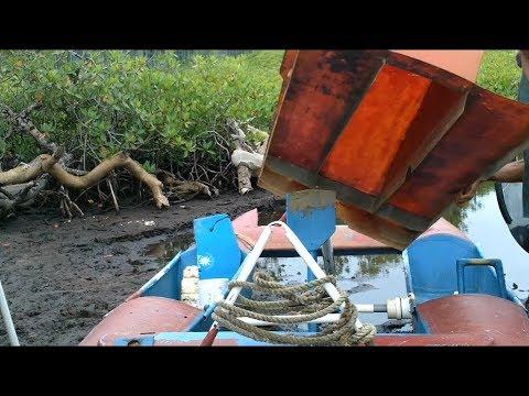 Pedal Boat Plastic Bearings!  mmm..... bearings....