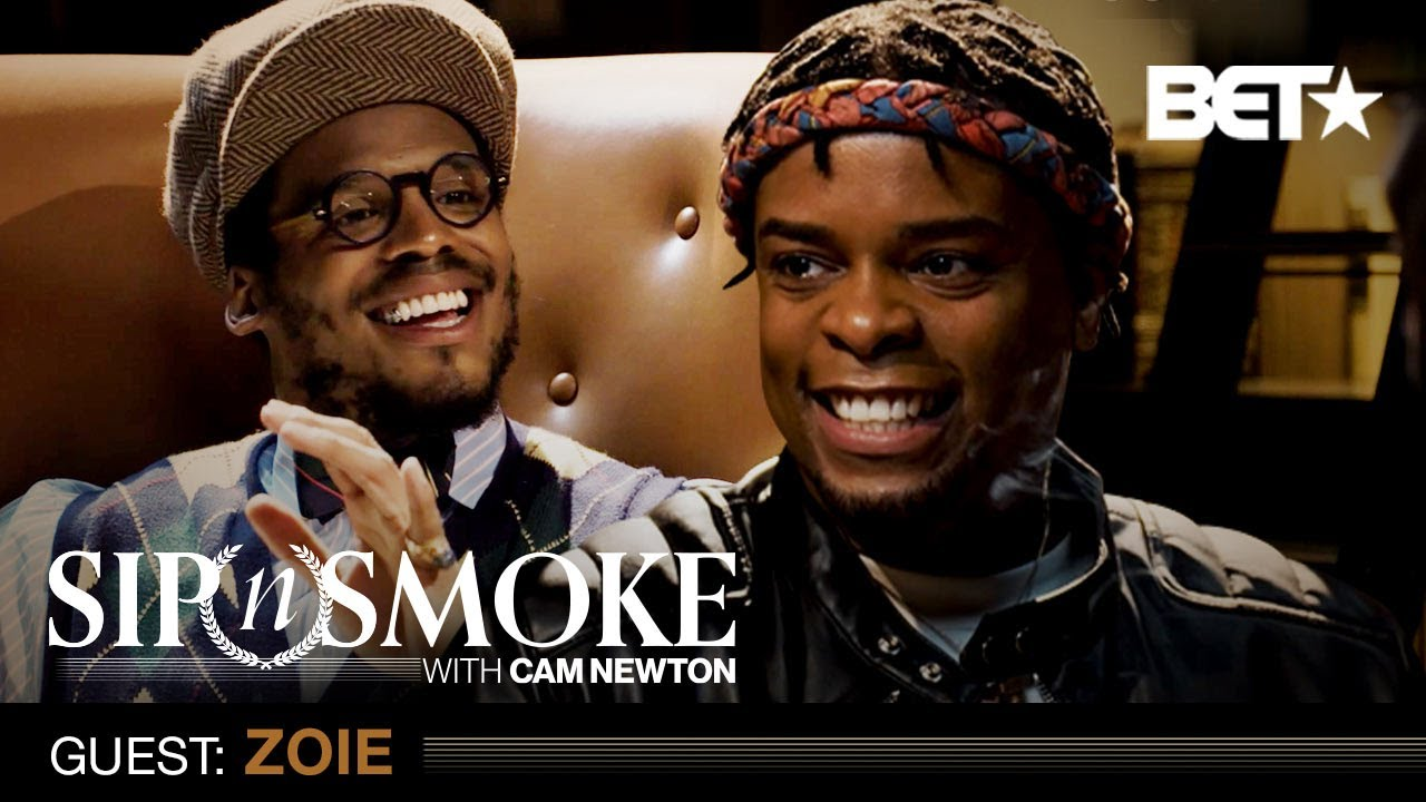 YouTube & IG Star Zoie On Rise To Social Fame & Advice From Nick Cannon | Sip 'N Smoke W/ Cam Newton