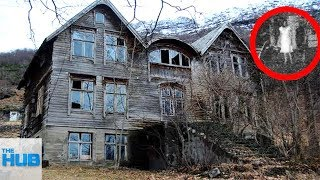 10 Haunted Houses You Can