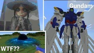 Những video Tik Tok HAY và ẢO về game minecraft