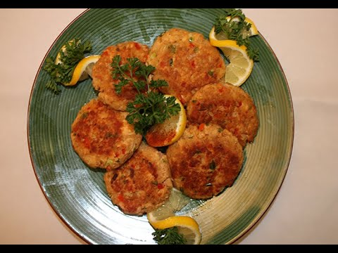 How To Make THE BEST Salmon Cakes EVER