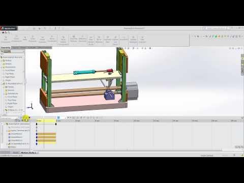 Angle Cutting Pipe Machine