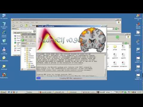 NeuroElf (v0.9c) Downloading, Installation and Setup under MATLAB R2011/Windows XP