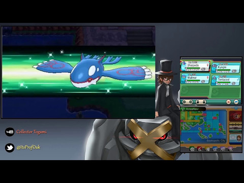 [Commentated] Surf/Dive Mechanics in Pokemon Omega Ruby and Alpha Sapphire