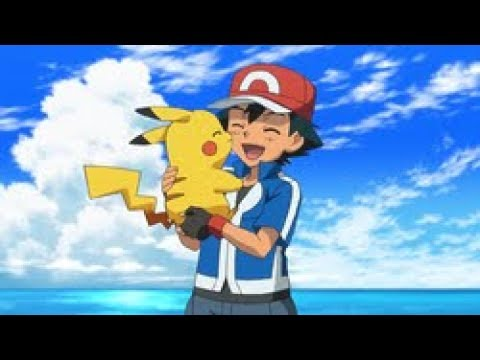 3ds enter to get ash pikachu