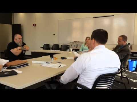 Kent County gun board interview