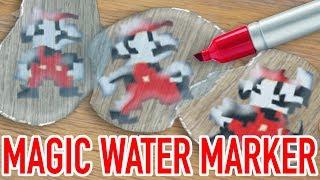 magic water marker CHALLENGE: 80