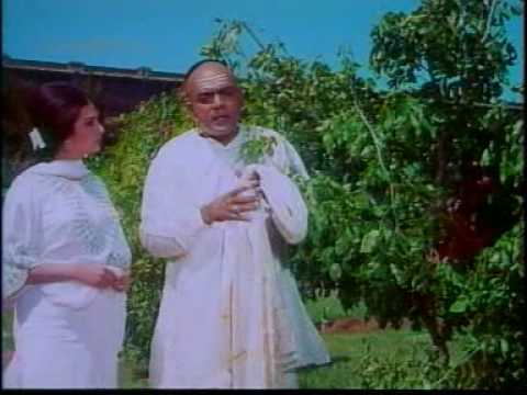 padosan- comedy scene from the hindi movie.