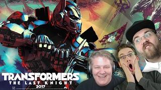 NEWS VON MICHAEL BAY 🎮 Transformers 5 PietSmiet React #17