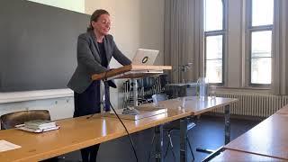 Ilona Nord: Vortrag Zum Thema Kirche Und Digitalisierung