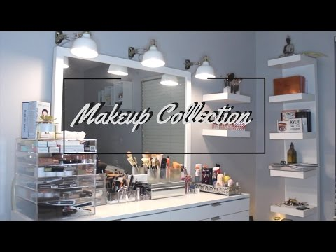 OUR MAKEUP COLLECTION!