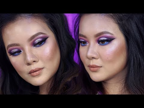 Makeup Tutorial: Halo Cut Crease for Flat / Hooded / Asian Eyes