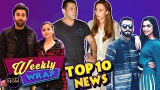 Deepika Ranveer Wedding, Ranbir Alia Family Holiday, Priyanka Nick Jodhpur Wedding | Top 10 News
