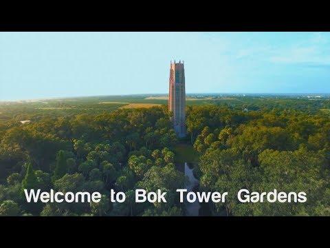 Florida Travel: Tour Bok Tower Gardens, Lake Wales, Florida