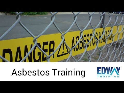 Non Friable Asbestos Removal (Class B) Training Course   Edway Training Melbourne   Facebook Video