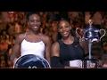 Download Australian Open 2017 Women's  Final - The Williams War - Serena Williams vs Venus Williams In Mp4 3Gp Full HD Video