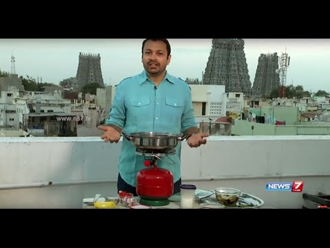 Sutralam Suvaikalam - Do you know why Madurai is called the food capital of Tamil Nadu?