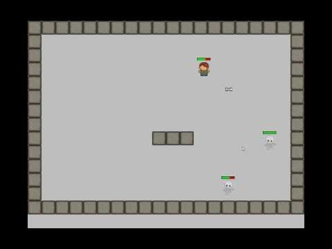 Game Maker Monster Shoots at your Character How to make