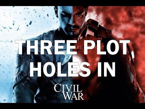 3 Plot Holes In Captain America: Civil War