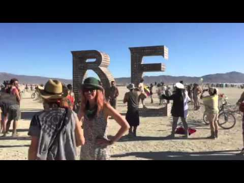 BURNING MAN 2015 out vlogging with Kayleigh