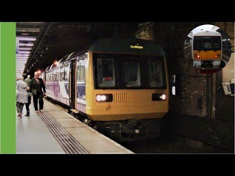 Trains at Sunderland