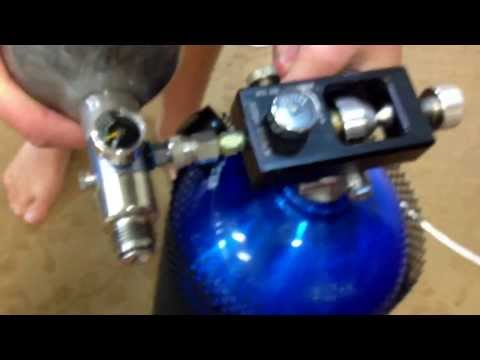 How to fill your HPA tank at home