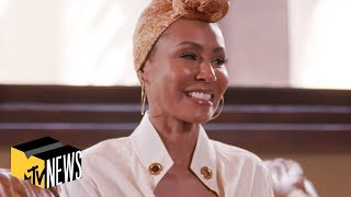 Download Jada Pinkett Smith Opens Up About Her Life & Trailblazing Career | Personal Space | MTV News Video