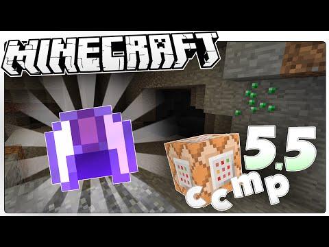 Minecraft 1.9   OP MINING HELMET!   Why I Do YouTube   Custom Command Mod Pack #5.5