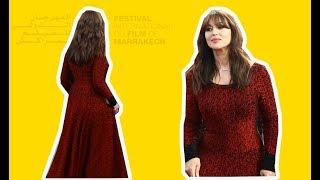 #x202b;بأناقتها المعتادة.. مونيكا بيلوتشي تخطف الأنظار في اختتام مهرجان السينما بمراكش#x202c;lrm;