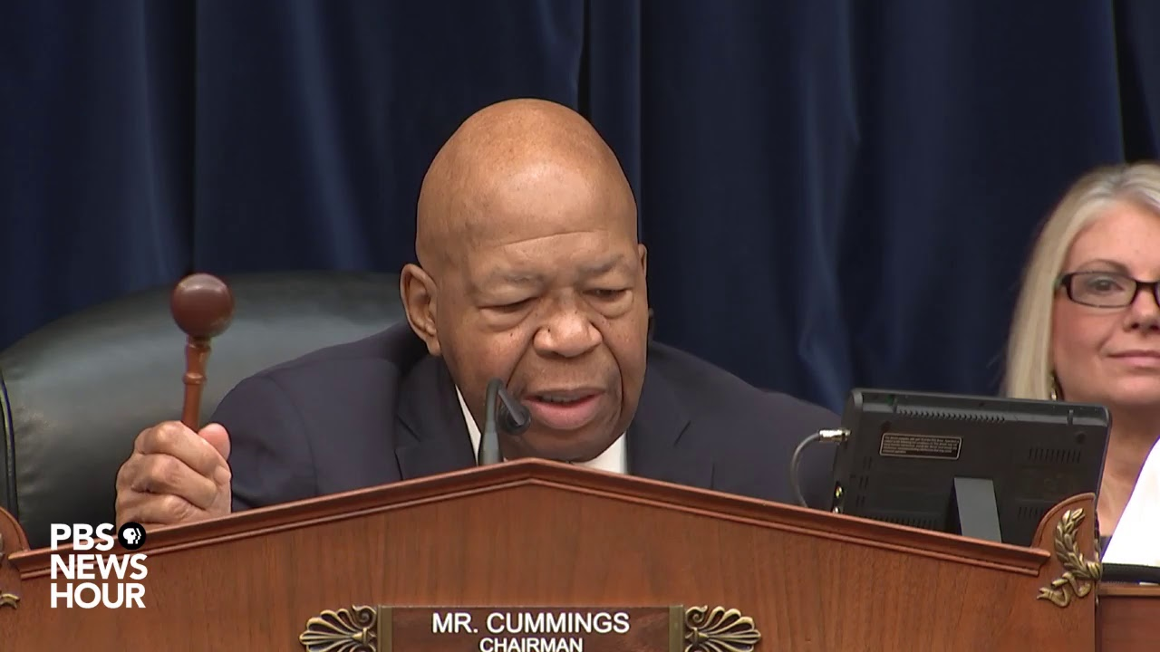 WATCH LIVE: House Oversight Committee to discuss subpoena over White House security clearances
