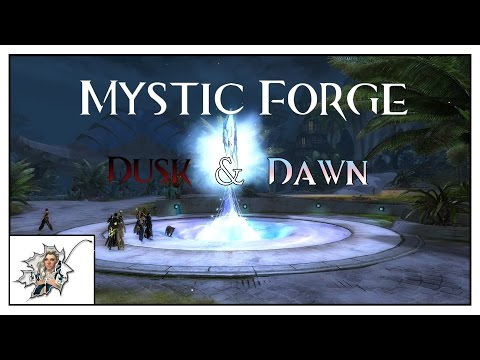 Guild Wars 2 - Mystic Forge Dusk and Dawn