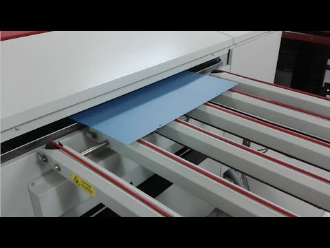 How to work a CTP Machine / Working of AGFA AVALON N4 CTP Machine