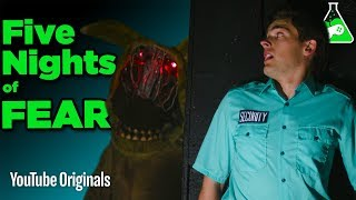 Surviving Five Nights of FEAR! - Game Lab