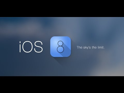 iOS 8 Update | iPhone 5 | Install and Startup