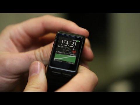 Garmin smartwatch gets heart-rate powers